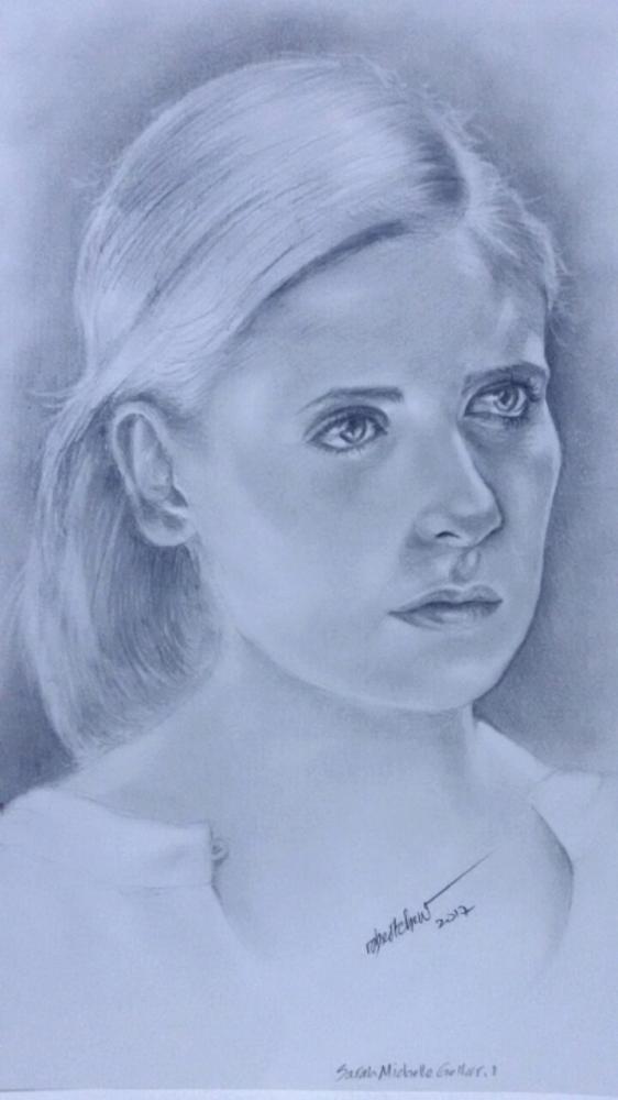 Sarah Michelle Gellar by Bobchew